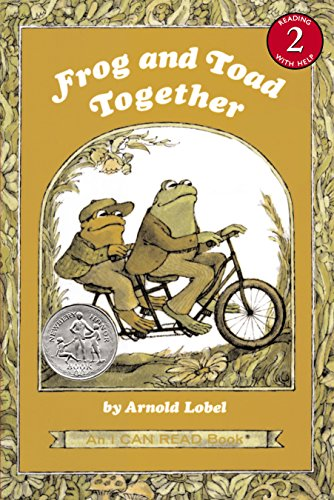 Frog and Toad Together (Frog and Toad I Can Read Stories Book - Level Pet Pals Three