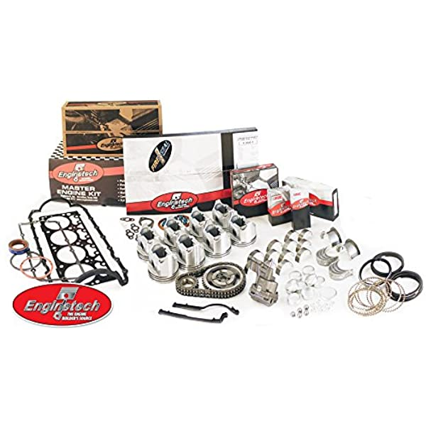 Chevy 350 GMC short engine kit 1980 81 82 83 84 85 timing oil pump rings gaskets