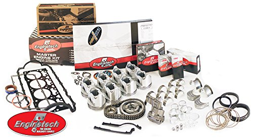 Enginetech RCC454CP Rebuild GM 7.4L 454 Truck by Enginetech
