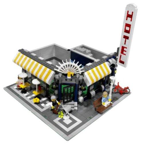 Lego Make & Create Café Corner: Amazon.ca: Toys & Games