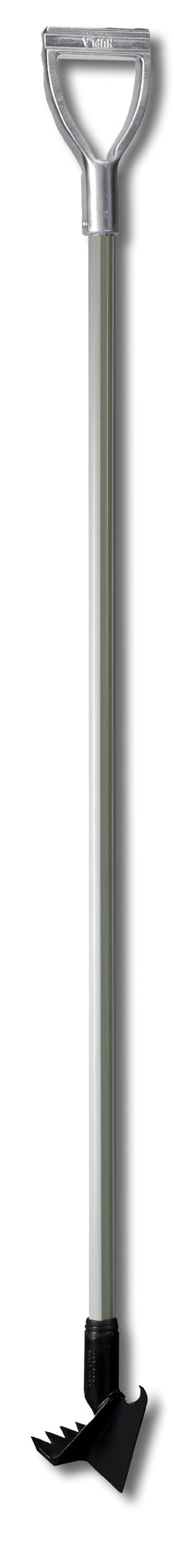 Nupla CWH-6SDA Super Duty I-Beam Ceiling Hook Pole with Aluminum D Grip, 6' Length by Nupla