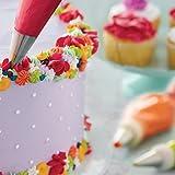 Wilton Deluxe Cake Decorating Tip Set, 52-Piece