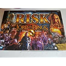 Parker Brothers Risk: Lord Of The Rings Trilogy Edition