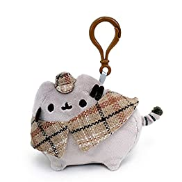 Pusheen Detective Plush | Bag Clip - 4.5 Inches 5