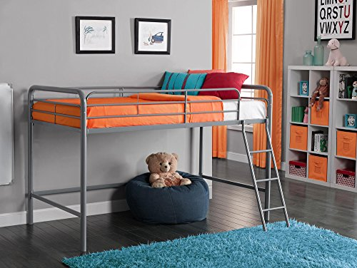 DHP Junior Loft Bed Frame Ladder, (Junior Twin Futon)