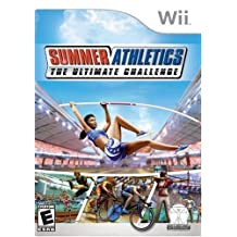 Summer Athletics The Ultimate Challenge - Nintendo Wii by Conspiracy