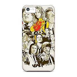 Compatible cell phone covers Protective Cases Excellent Fitted iphone 6 plus 5.5'' - tarantino characters