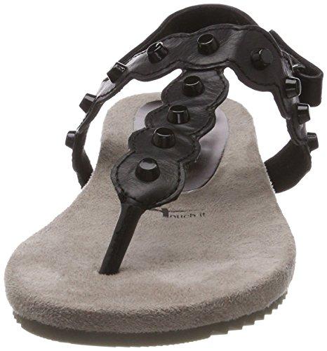 Tamaris Women's 28636 Sling Back Sandals, Black Black (Black 001)