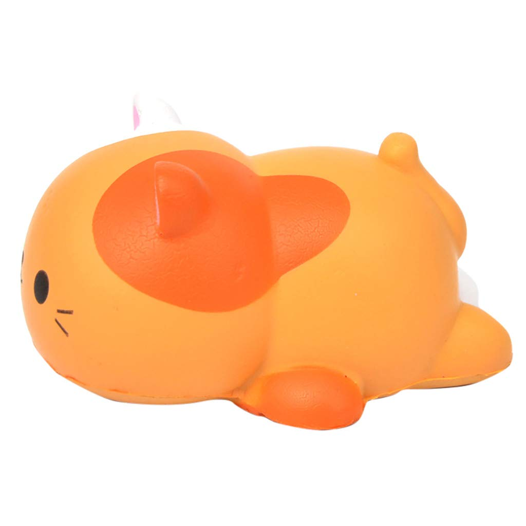 Shape Rebound Decompression Slow Angelof Jouet Cute Cat Venting Toy nwO8P0kX