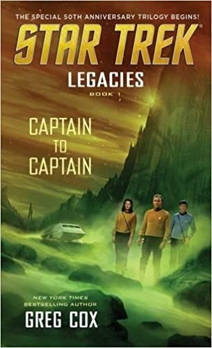Captain to Captain Book 1 Legacies