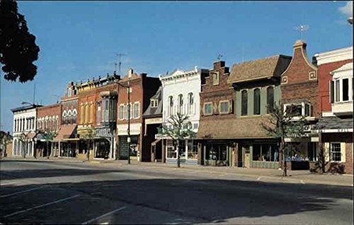 trict Pella, Iowa Original Vintage Postcard ()