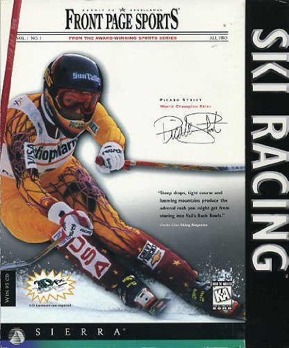 Front Page Sports Ski Racing with Picabo Street