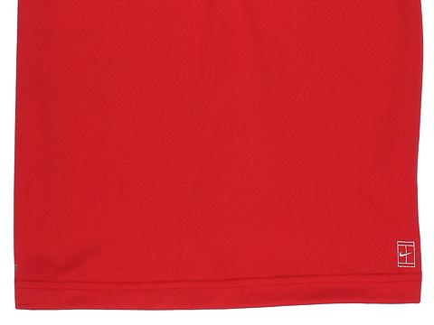 Nike 323419-120: Jordan 6 Rings White/Black Gym Red Sneakers (6.5 M US Big Kid) by Nike (Image #5)
