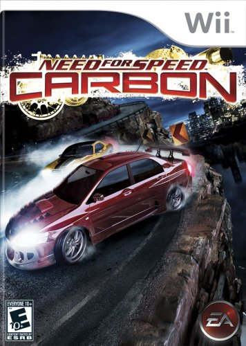 Need for Speed Carbon - Nintendo Wii - Build N Race Wii