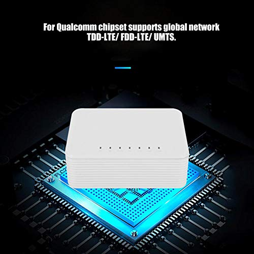 ASHATA TD-LTE Wireless Data Terminal Router 4G,4G Router,Portable Router,Excellent Quality and Durability,150Mbps,Support for TDD-LTE/FDD-LTE/UMTS