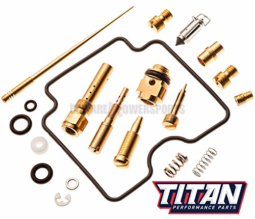 Titan OEM Quality Carb Carburetor Rebuild Repair Kit Yamaha Grizzly 660 02-05 Oem Carb Carburetor