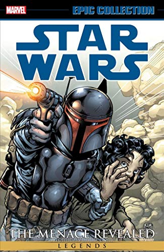 Star Wars Legends Epic Collection: Menace Revealed #1 VF/NM ; Marvel comic book ()