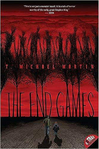 Amazon.com: The End Games (9780062201812): T. Michael Martin: Books
