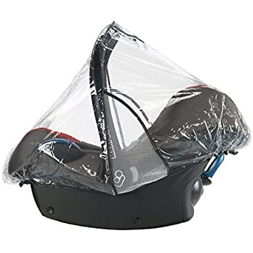 Top Quality Car Seat Rain Cover to Fit Silvercross Ventura Carseat Raincover