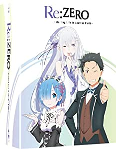 Re:Zero - Starting Life in Another World: Season One, Part One (Limited Edition Blu-ray/DVD Combo)
