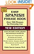 #9: Easy Spanish Phrase Book NEW EDITION: Over 700 Phrases for Everyday Use (Dover Language Guides Spanish)