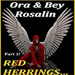 Part 2! Red Herrings...: Hiding & Finding Clues in a Detective Novel, How to Plant Clues in a Mystery Novel | Ora Rosalin,Bey Rosalin