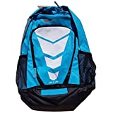 Nike Max Air Vapor Backpack Large Backpack Gamma Blue/Black/Metallic Silver One Size