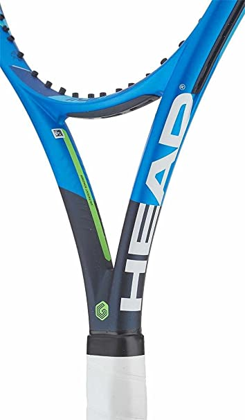 Amazon.com : Head Graphene Touch Instinct PWR (Power) Blue/Black/Lime Tennis Racquet (4 1/4