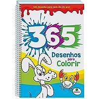 365 desenhos para colorir azul - espiral