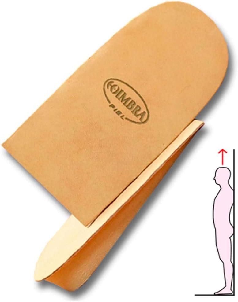 Taloneras para aumentar estatura (1 cm Talla L)