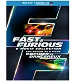 Fast & Furious 1-6-Movie Collection [Blu-ray + Digital Copy + UltraViolet] (Bilingual)