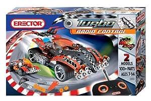 Erector Turbo  - Radio Control Car Construction Set