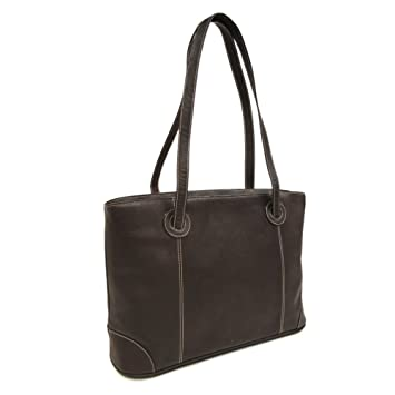 5429f4b8d109 Amazon.com  Piel Leather Ladies Computer Tote