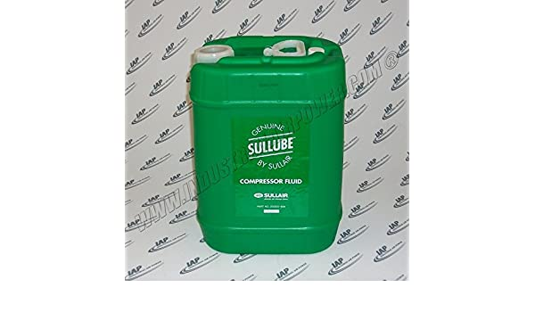250022-669 Lubricant, Sullube 32 - Designed for use with SULLAIR Air Compressors: Amazon.com: Industrial & Scientific