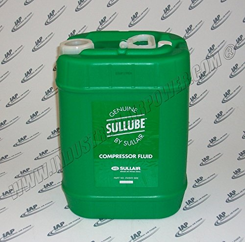 250022-669 Lubricant, Sullube 32 - Designed for use with SULLAIR Air Compressors