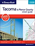 The Thomas Guide Tacoma and Pierce County Street Guide, , 0528866672