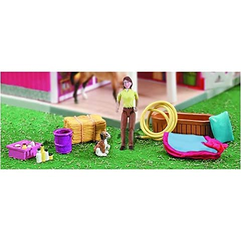 Breyer Stablemates Grooming Accessory Set - Stablemates Grooming Center