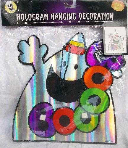 - Halogram Hanging Decoration, Halloween Decor, 12