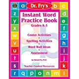 SCBTCR3503-2 - INSTANT WORD PRACTICE BOOK DR FRY pack of 2