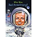 Who Was Neil Armstrong?: Who Was...? Audiobook by Roberta Edwards Narrated by Dominic Hoffman