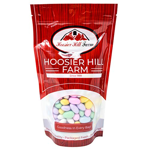 Hoosier Hill Farm Assorted Pastel Jordan Almonds (5 lb)