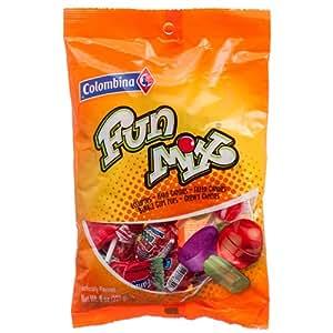 Amazon.com : New 369893 Colombina Fun Mix 8 Oz (12-Pack