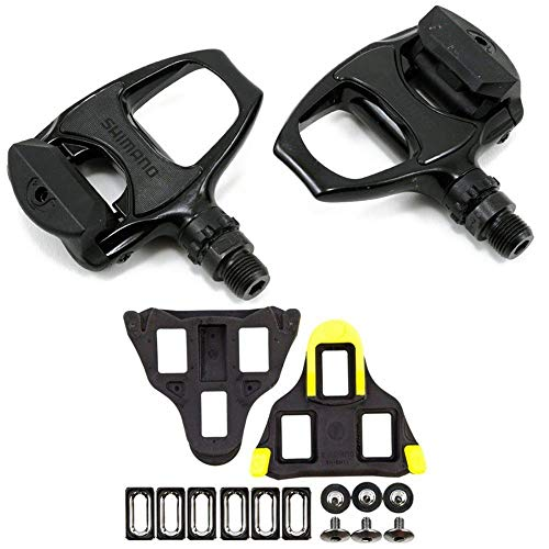 Shimano R540 SPD-SL Clipless Road Pedals - Black