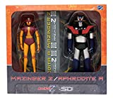 SD Toys Mazinger Z and Aphrodite Set