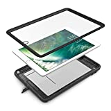Catalyst iPad 2017 case [Smart Waterproof Shockproof] iPad 9.7 inch Protective Case [New Apple tablet iPad 5th generation] Premium Quality Cover, High Touch Sensitivity, Multi Position Stand (Black)