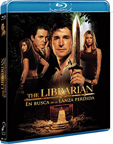 El Bibliotecario : En Busca De La Lanza Perdida -- The Librarian: Quest For The Spear