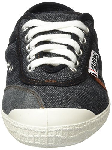 Kawasaki Retro Sticth - Zapatillas unisex adulto Gris
