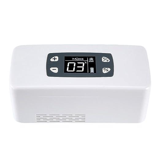 DWUN [A16 Refrigerador de insulina portátil, Ultra Cooler de ...