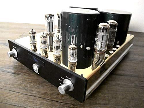 FidgetGear MC-10T GD 10L EL34 x4 Vacuum Tube Push-Pull Integrated Amplifier 110v-240v