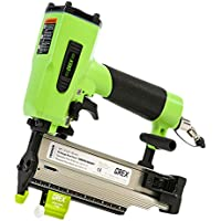 "Grex Power Tools 1850GB with Edge Guide FT180.1 Green Buddy 18-Gauge 2"" Length Brad Nailer"